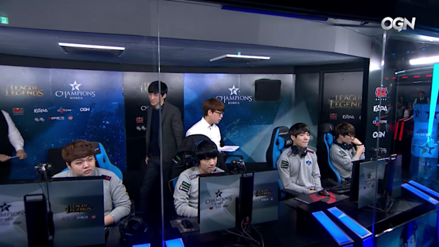 Longzhu Gaming's 2017 starting lineup features Fly in the mid lane (OGN)