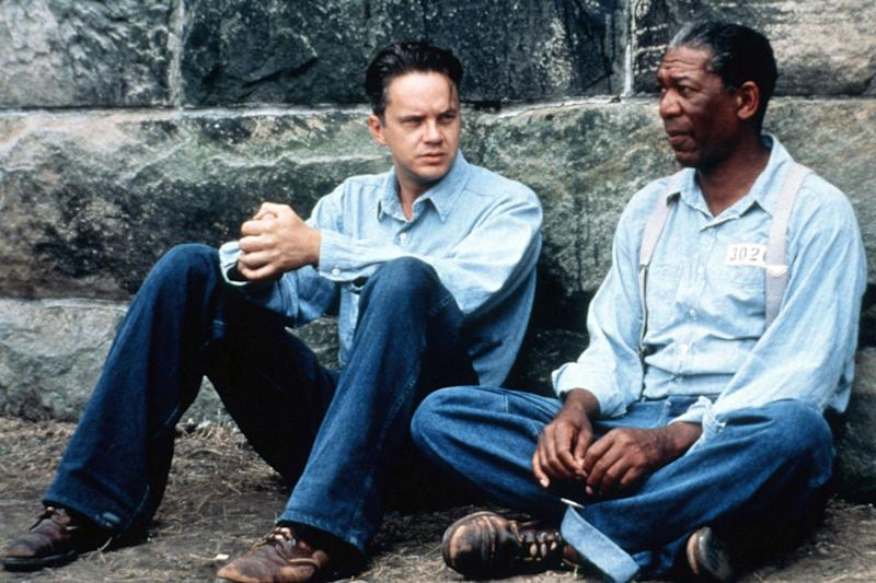 The Shawshank Redemption is returning to theaters for its 25th anniversary