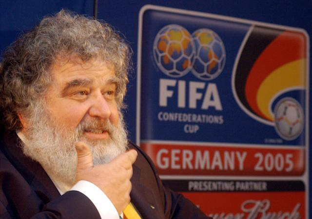 <p>Chuck Blazer (1945-2017): American soccer administrator who was a key figure in the FIFA bribing scandal. </p>