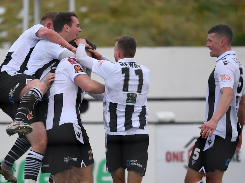 <p>Chorley defeated Championship club Derby in the third round of the FA Cup</p> (Getty Images)