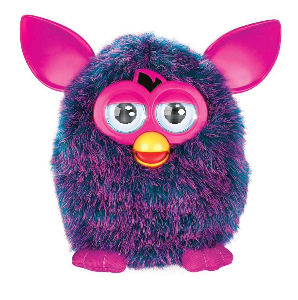 <b>Furby: </b><br><br>We never thought that this little cretin would come back but kids just can't get enough of the Furby. This plush creature appears to develop a distinct personality based on the way kids play with it. Kids can feed it, speak to it, tickle it and even play music for it. There's even a Furby app, where kids can virtually feed their Furby and use a Furby English translator!<br><br>Forages 6-11<br><br>Price $69.99