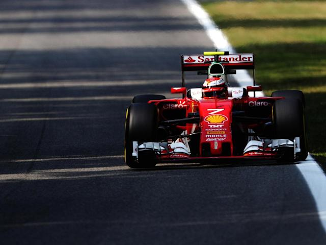 Raikkonen may be in his final year with Ferrari (Getty)