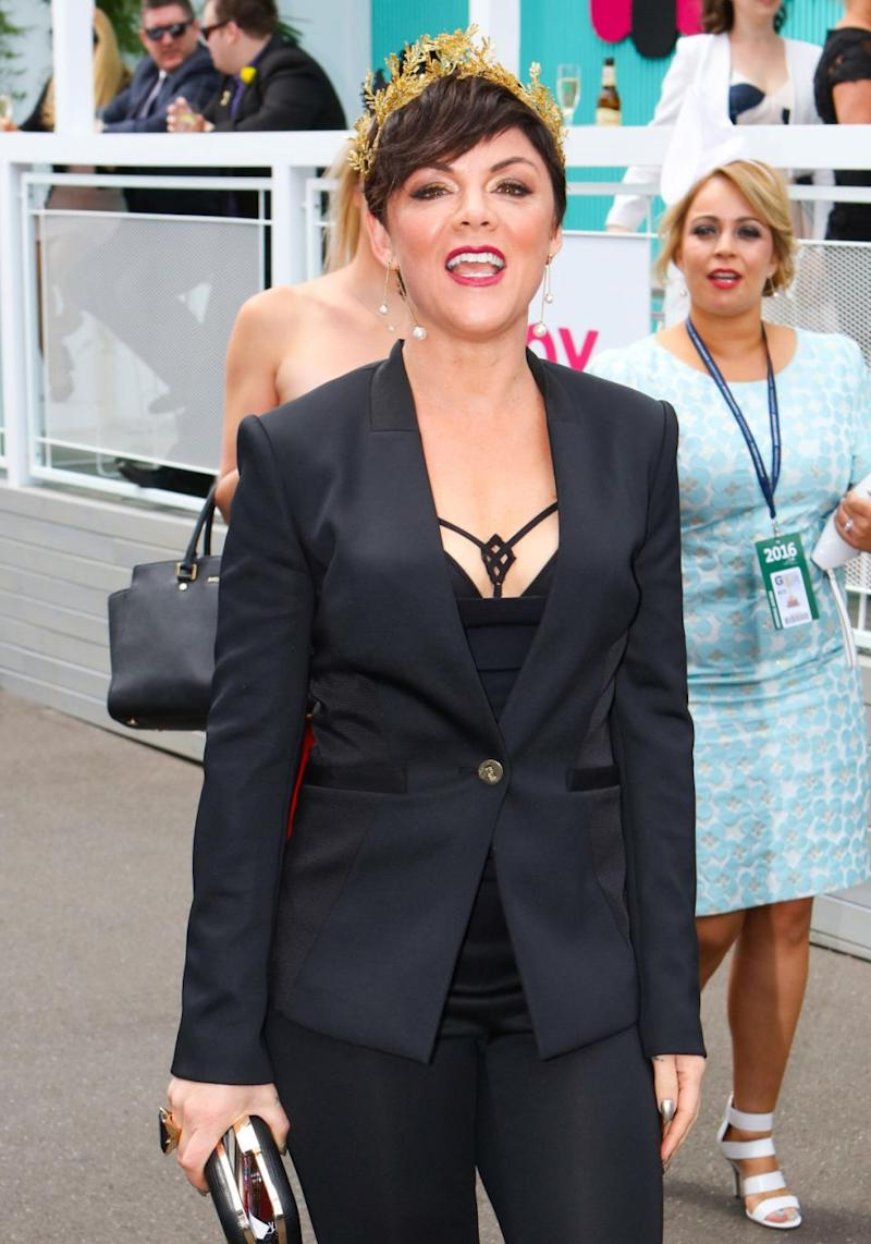 Em Rusciano's (here in 2016) small squabble with her 2Day FM boss was mistakenly exposed on Instagram. Source: Getty