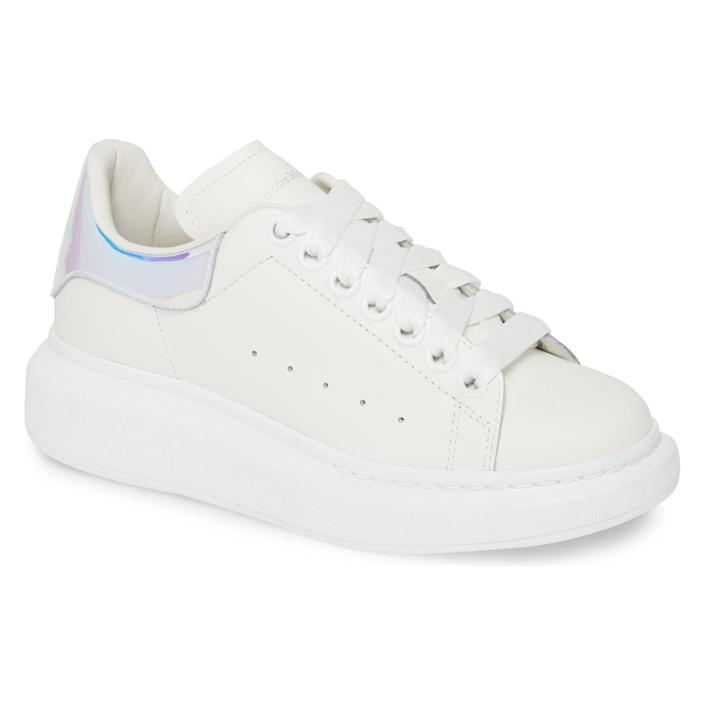 I'm Obsessed With Designer Sneakers but This Alexander Mcqueen Pair Makes Me Forget About 'Em All