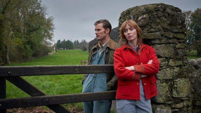 """<p>Based on the play <em>Outside Mullingar</em> by John Patrick Shanley, writer/director of Doubt, this film follows the residents of two neighboring Irish farms. Jamie Dornan and Emily Blunt star as childhood neighbors and friends who have to contend what to do with their land as their parents age — and what to do with their complicated feelings for each other, too.</p><p><a class=""""link rapid-noclick-resp"""" href=""""https://www.amazon.com/Wild-Mountain-Thyme-Emily-Blunt/dp/B08PTFS8ZG?tag=syn-yahoo-20&ascsubtag=%5Bartid%7C10055.g.26252481%5Bsrc%7Cyahoo-us"""" rel=""""nofollow noopener"""" target=""""_blank"""" data-ylk=""""slk:AMAZON"""">AMAZON</a> <a class=""""link rapid-noclick-resp"""" href=""""https://go.redirectingat.com?id=74968X1596630&url=https%3A%2F%2Fitunes.apple.com%2Fus%2Fmovie%2Fwild-mountain-thyme%2Fid1542701919&sref=https%3A%2F%2Fwww.goodhousekeeping.com%2Flife%2Fentertainment%2Fg26252481%2Fbest-irish-movies%2F"""" rel=""""nofollow noopener"""" target=""""_blank"""" data-ylk=""""slk:ITUNES"""">ITUNES</a></p>"""
