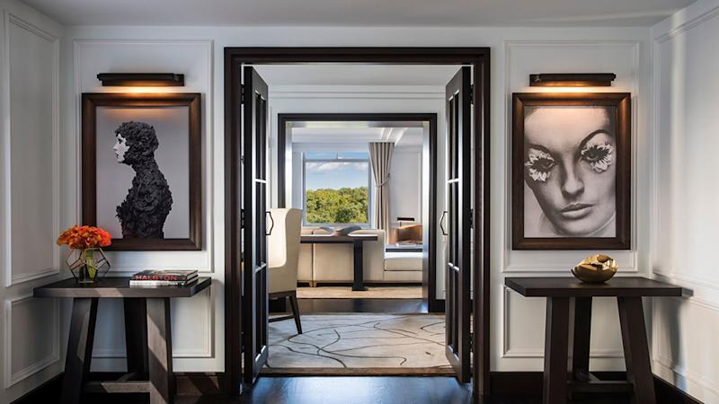 The Ritz-Carlton Central Park's Royal Suite