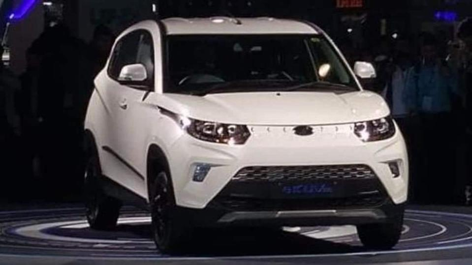 Mahindra eKUV100 to be launched by January 2021