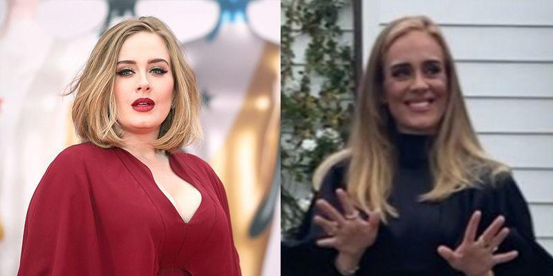 "<p>Adele has had a few signature looks over the years, but fans were shocked when, following her divorce from Simon Konecki, the singer debuted long blonde hair in an <a href=""https://www.instagram.com/p/B_1VGc5AsoZ/?"" rel=""nofollow noopener"" target=""_blank"" data-ylk=""slk:Instagram post"" class=""link rapid-noclick-resp"">Instagram post</a>. This was a first!</p>"