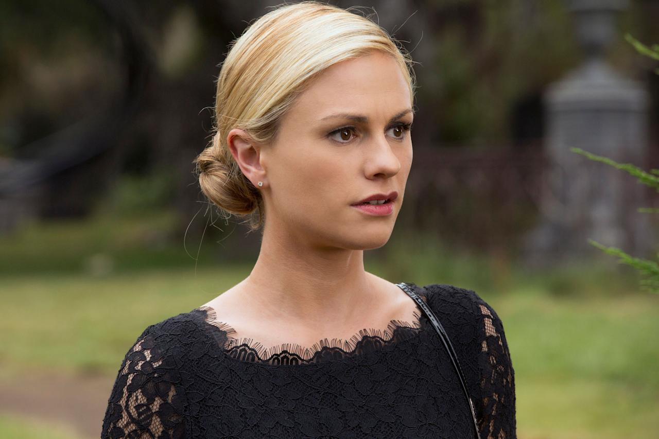 "Anna Paquin in the ""True Blood"" Season 6 episode, ""Radioactive."""