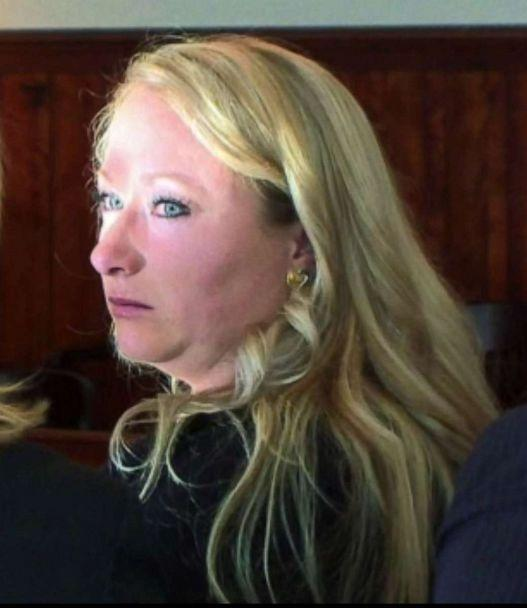 PHOTO: In this screen grab from a video, Krystal Lee is shown in court in Cripple Creek, CO. (KMGH)
