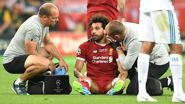 The Liverpool star was forced off in the first half against Real Madrid, but his nation are confident he will bounce back in time for Russia