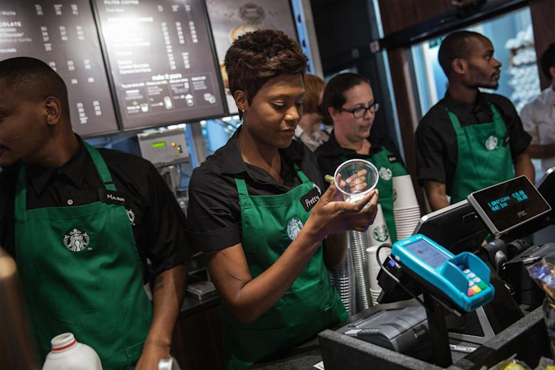 Another Philadelphia-area Starbucks is in hot water.
