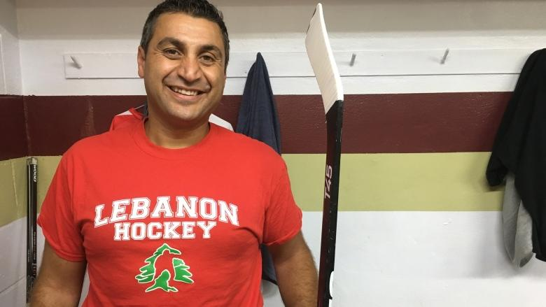 Lebanon gets its own national hockey team — and it's in Montreal