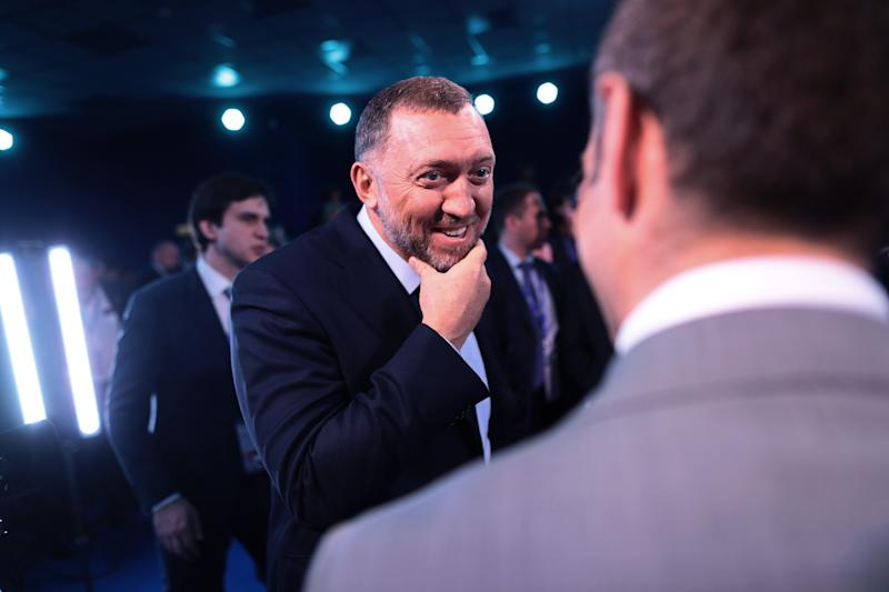 U.S.  lifts sanctions on firms linked to Russian billionaire Oleg Deripaska