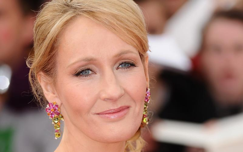 Could JK Rowling lead the campaign to save the Union? - 2011 Getty Images