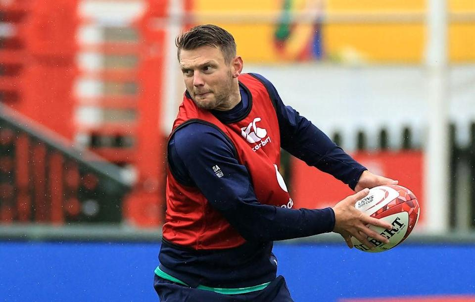 Dan Biggar will want to retain the No 10 jersey for the bigger games to come (Getty)
