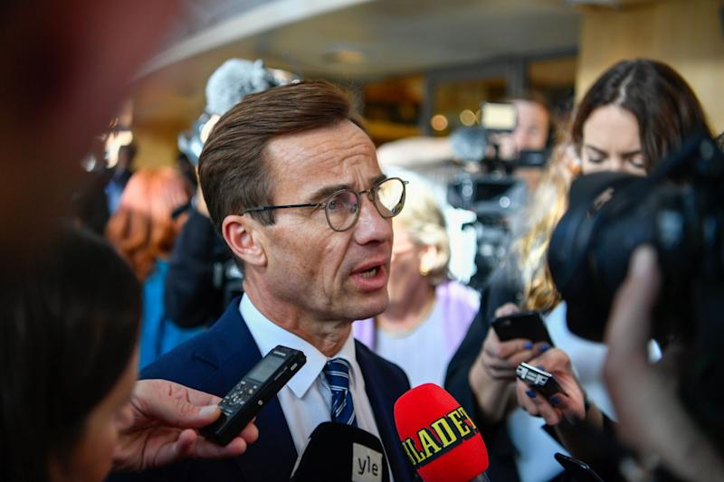 Swedish Opposition Leader Says He Wants a Snap Election