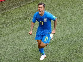 Neymar gets his goal – but will he be Brazil's Cristiano Ronaldo or succumb to the pressure like Lionel Messi?