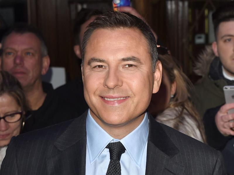 """David Walliams attends the London auditions of """"Britain's Got Talent"""" at Dominion Theater: Getty Images"""