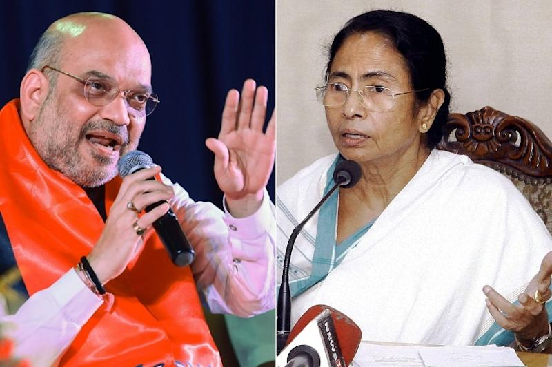 'Bengal Will Make Mamata a Political Refugee for Opposing CAA': Amit Shah Fires Opening Salvo for 2021 Polls