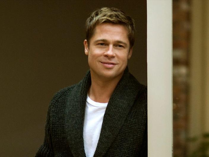 brad pitt the curious case of benjamin button