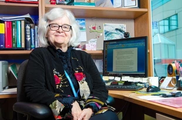 Noni MacDonald, a professor of pediatric infectious diseases at Dalhousie University, specializes in vaccine research. She says initial data on breakthrough cases proves that COVID-19 vaccines are working. (Dalhousie University - image credit)