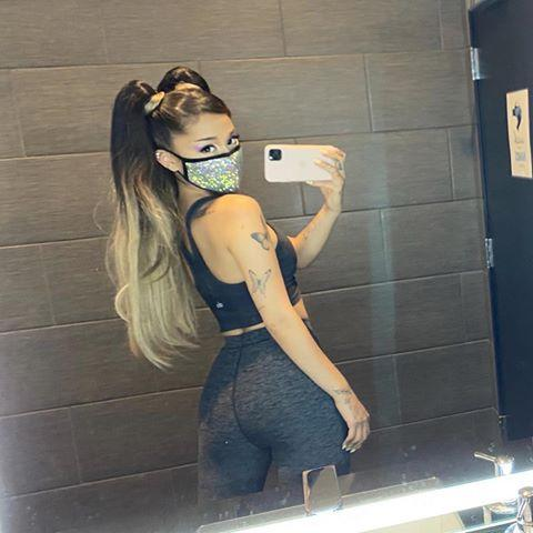 """<p>Ariana paid homage to her love of anime with a pair of super long blonde ombre bunchies.</p><p><a href=""""https://www.instagram.com/p/CESfG-RFIVo/?utm_source=ig_embed&utm_campaign=loading"""">See the original post on Instagram</a></p>"""