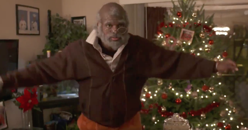 PK Subban goes undercover as 'Eddie' to spread holiday cheer in Nashville