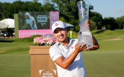 Sung Kang triumphs on Sunday - Credit: USA TODAY Sports
