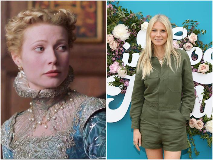Gwyneth Paltrow Shakespeare in Love and Goop