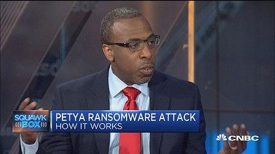Corey Thomas, Rapid7 president & CEO, discusses the latest international cyber attack and why so many computers are still vulnerable.