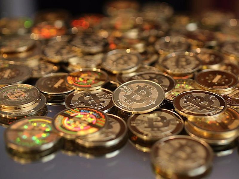 Bitcoin Bitcoins GettyImages 167577302