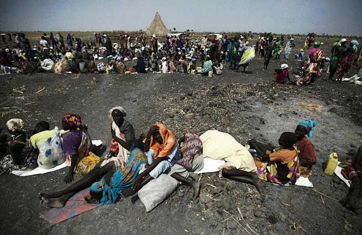 South Sudan became independent from Sudan in 2011, but two years later it descended into a brutal civil war that has killed tens of thousands of civilians (AFP Photo/Albert Gonzalez Ferran)