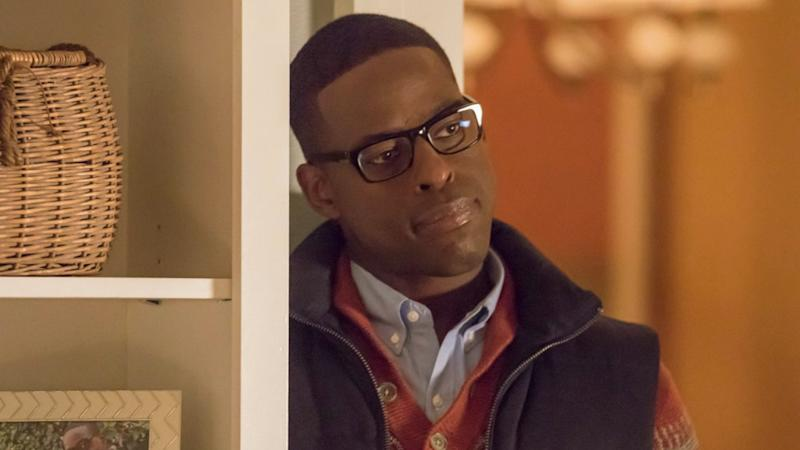 "Sterling K. Brown said the final scene of the ""This Is Us"" Season 2 premiere was kept super under wraps, and we can't wait to see it"