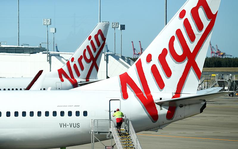 Virgin Australia's salute and priority boarding for veterans criticised