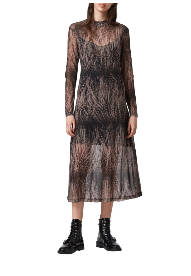 """<h2>AllSaints Hanna Pembury Print Long Sleeve Midi Dress</h2><br><strong>NEXT-BEST DEAL</strong><br>Opt for this sheer long-sleeve option as the perfect dress to transition from summer to fall.<br><br><em>Shop more <a href=""""https://go.skimresources.com/?id=30283X879131&xs=1&url=https%3A%2F%2Fwww.nordstrom.com%2Fbrowse%2Fanniversary-sale%2Fall%3Fcampaign%3D0728publicgnpt1%26jid%3Dj012165-15573%26cid%3D00000%26cm_sp%3Dmerch-_-anniversary_15573_j012165-_-catpromo_corp_persnav_shop%26%3D%26postalCodeAvailability%3D10543%26filterByProductType%3Dclothing_dresses&sref=https%3A%2F%2Fwww.refinery29.com%2Fen-us%2Fnordstrom-anniversary-sale-best-sellers"""" rel=""""nofollow noopener"""" target=""""_blank"""" data-ylk=""""slk:Nordstrom Anniversary Sale dresses"""" class=""""link rapid-noclick-resp"""">Nordstrom Anniversary Sale dresses</a></em><br><br><strong>All Saints</strong> Hanna Pembury Print Long Sleeve Midi Dress, $, available at <a href=""""https://go.skimresources.com/?id=30283X879131&url=https%3A%2F%2Fwww.nordstrom.com%2Fs%2Fallsaints-hanna-pembury-print-long-sleeve-midi-dress%2F5928594"""" rel=""""nofollow noopener"""" target=""""_blank"""" data-ylk=""""slk:Nordstrom"""" class=""""link rapid-noclick-resp"""">Nordstrom</a>"""