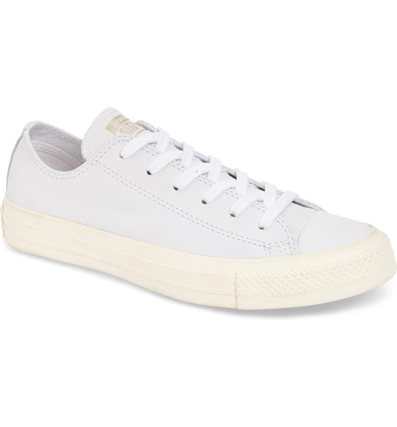 "<p><a href=""https://www.popsugar.com/buy/Converse%20Chuck%20Taylor%20All%20Star%20Luxe%20Leather%20Low-Top%20Sneakers-470255?p_name=Converse%20Chuck%20Taylor%20All%20Star%20Luxe%20Leather%20Low-Top%20Sneakers&retailer=shop.nordstrom.com&price=47&evar1=fab%3Aus&evar9=46246173&evar98=https%3A%2F%2Fwww.popsugar.com%2Ffashion%2Fphoto-gallery%2F46246173%2Fimage%2F46401251%2FConverse-Chuck-Taylor-All-Star-Luxe-Leather-Low-Top-Sneakers&list1=shopping%2Cnordstrom%2Csale%2Csale%20shopping%2Cnordstrom%20sale%2Cnordstrom%20anniversary%20sale&prop13=mobile&pdata=1"" rel=""nofollow"" data-shoppable-link=""1"" target=""_blank"" class=""ga-track"" data-ga-category=""Related"" data-ga-label=""https://shop.nordstrom.com/s/converse-chuck-taylor-all-star-luxe-leather-low-top-sneaker-women/5246256?origin=category-personalizedsort&amp;breadcrumb=Home%2FAnniversary%20Sale%2FWomen%2FShoes%2FSneakers%20%26%20Athletic&amp;color=luxe%20leather"" data-ga-action=""In-Line Links"">Converse Chuck Taylor All Star Luxe Leather Low-Top Sneakers</a> ($47, originally $70)</p>"