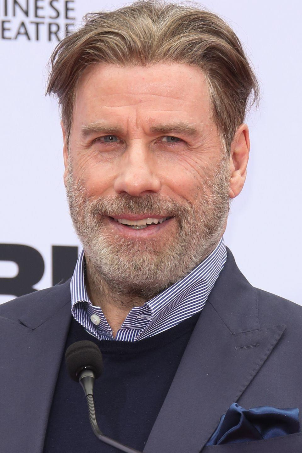 """<p>Travolta <a href=""""http://www.businessinsider.com/celebrity-high-school-dropouts-2012-4#paris-hilton-3"""" rel=""""nofollow noopener"""" target=""""_blank"""" data-ylk=""""slk:dropped out"""" class=""""link rapid-noclick-resp"""">dropped out</a> of school at 16 to hit the acting circuit. </p>"""