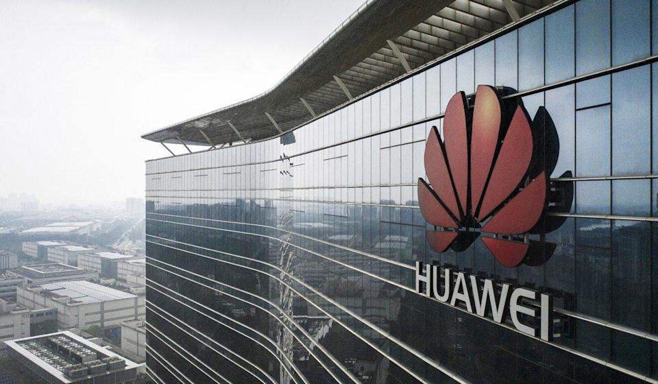 Huawei's move to set up an R&D facility in Dongguan has boosted the city's profile. Photo: Bloomberg