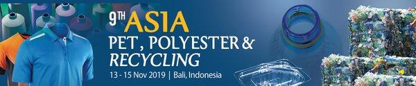 9th Asia PET, Polyester & Recycling