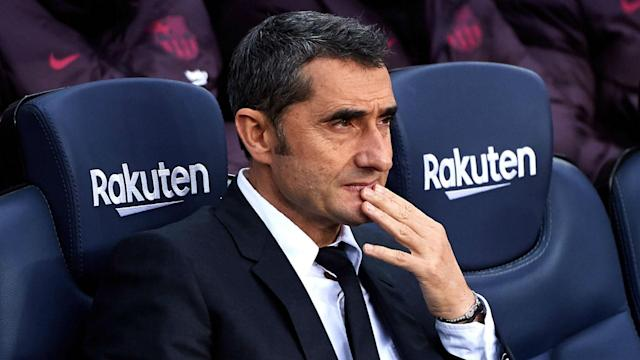 A month on from his Barcelona departure, Ernesto Valverde's sacking continues to dominate the agenda, but he insists he is not interested.