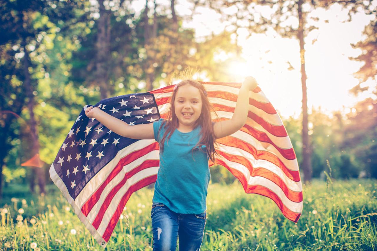 """<p>Celebrate the <a rel=""""nofollow"""" href=""""http://www.womansday.com/4th-of-july/"""">4th of July</a> with friends and family by sharing these inspiring, patriotic quotes about freedom. </p>"""