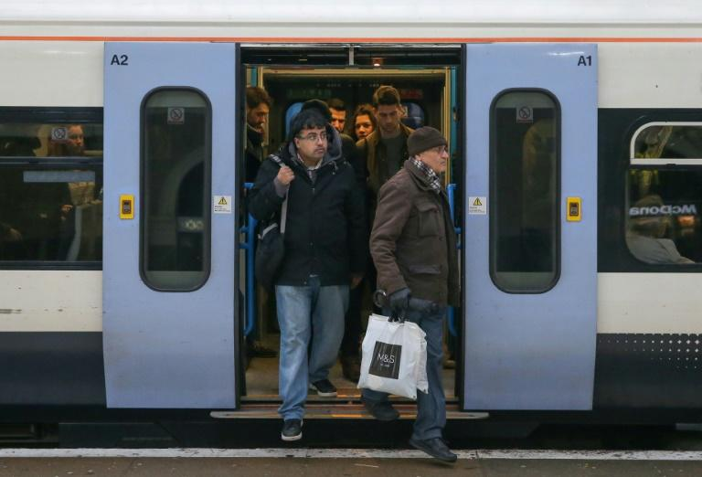 The power outage caused commuter chaos in London at rush hour