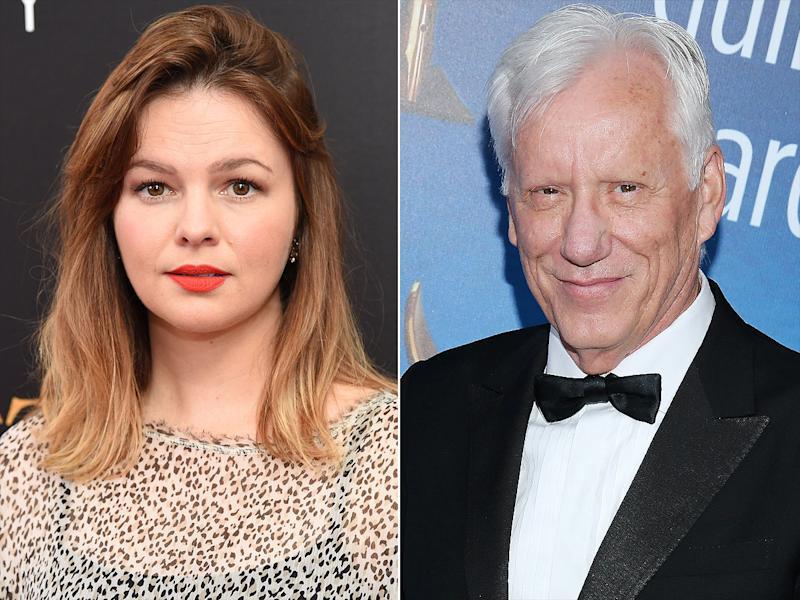 Amber Tamblyn Speaks Out in New Op-Ed After James Woods Called Her Accusations a Lie: 'Women Don't Get to Have a Side