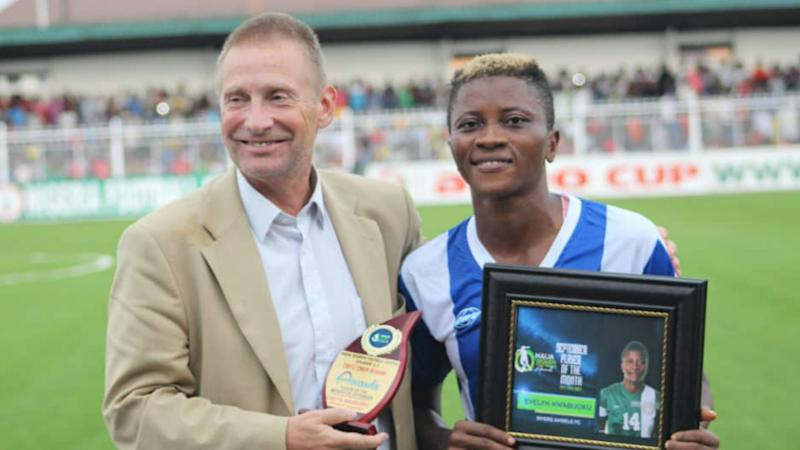 Evelyn Nwabuoku and Chidinma Okeke top surprise names on Nigeria's Women's World Cup squad