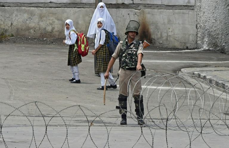 Curfew, restrictions imposed in Occupied Kashmir to prevent demos