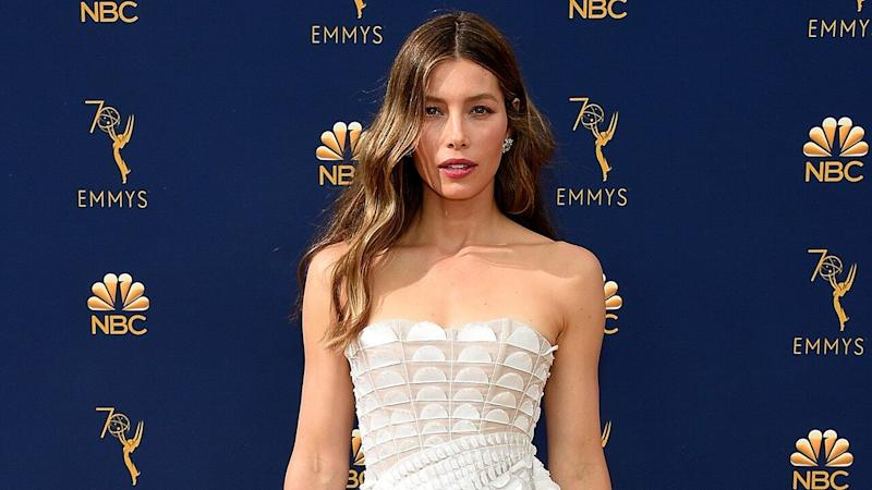 Need Wedding Dress Inspiration Just Look To The 2018 Emmys Red Carpet