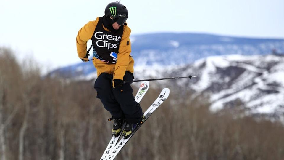 Skiers such as James Woods are encouraging youngsters to try snowsports