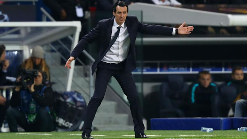 PSG boss Emery starts Ligue 1 title mind games by billing Monaco as favourites