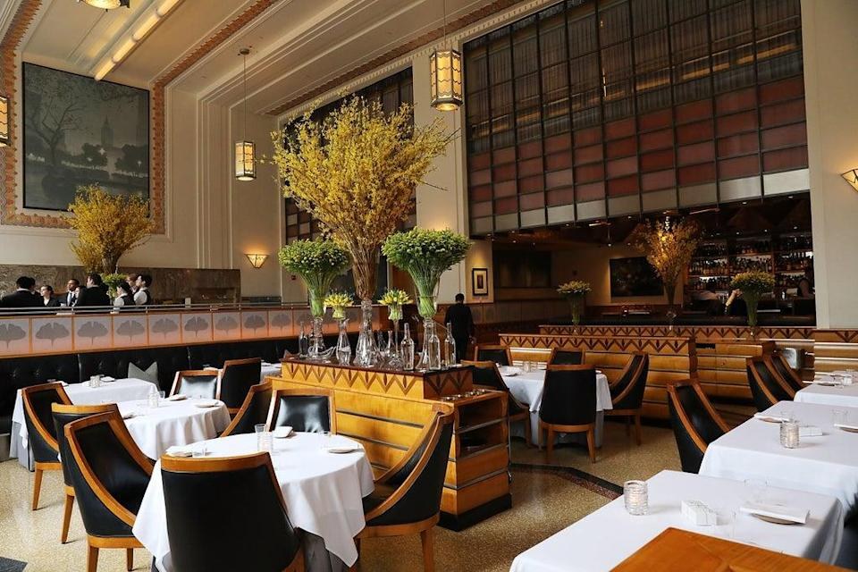 Eleven Madison Park receives negative review from The New York Times (Getty Images)